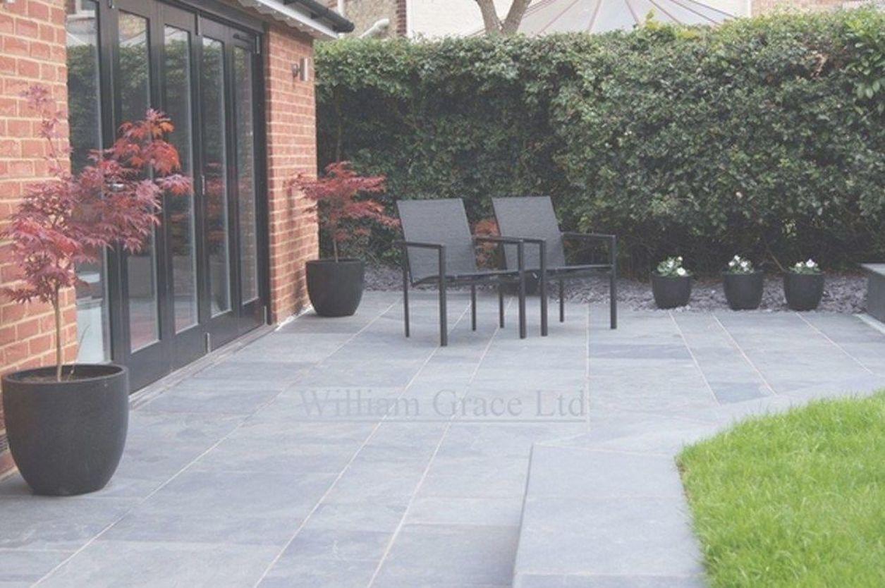 Amazing Diy Slate Patio Design And Ideas 7 Patio Garden Design Garden Paving Patio Garden