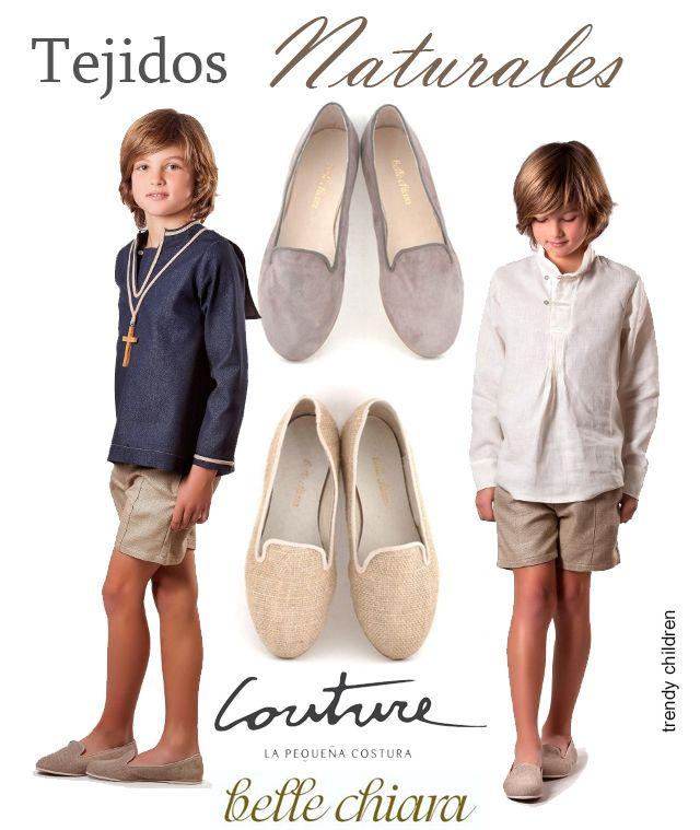 La Slippers Pequeña Costura Traje Marinero Lino Couture Belle vN8n0mw