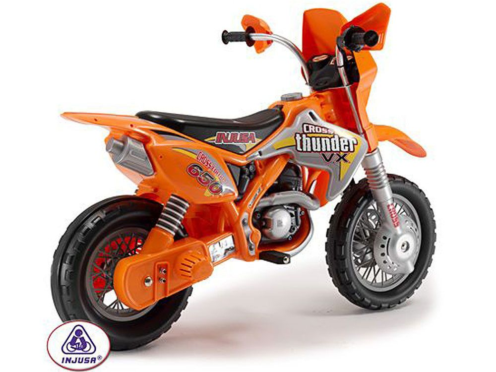 Motocross Thunder Max Vx 12v Electric Ride On Dirt Bike Motocross Bikes Ride On Toys Kids Motorcycle