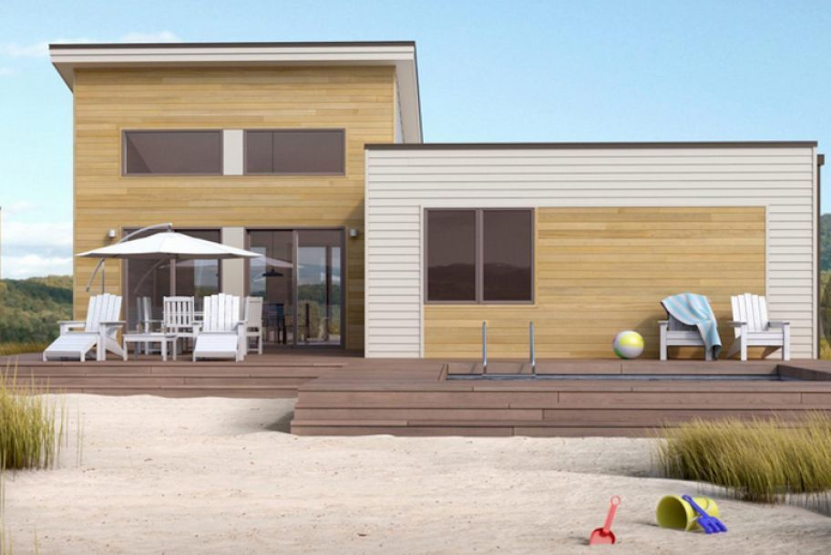 7 prefab eco houses you can order today all blu homes models