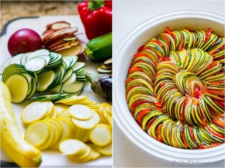 How To Make Ratatouille Recipe Like Remy From The Movie Easy Ratatouille Recipes Ratatouille Recipe How To Make Ratatouille