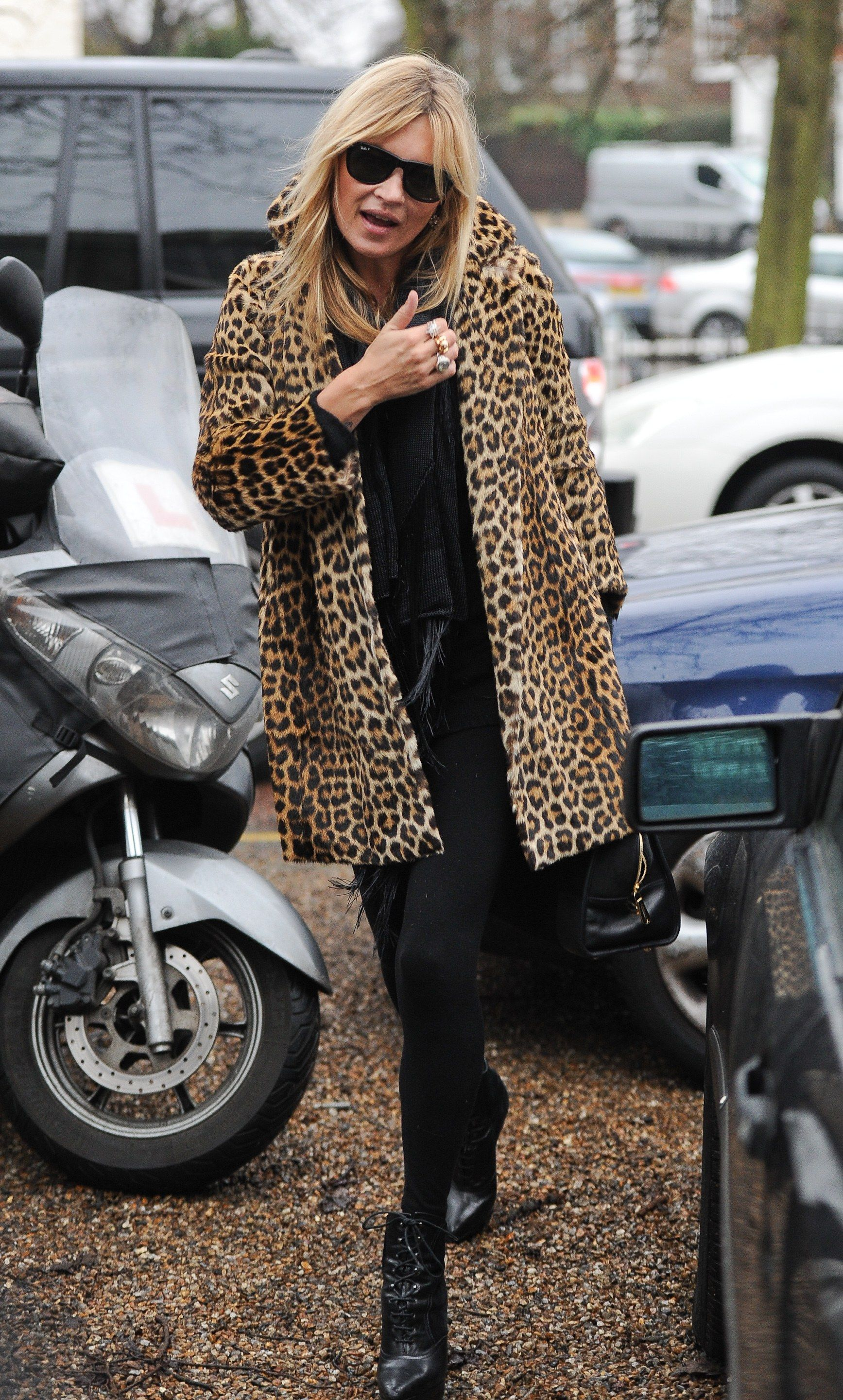 Kate Moss: A Look Back at a Personal Style Icon for the Ages Photos | W Magazine
