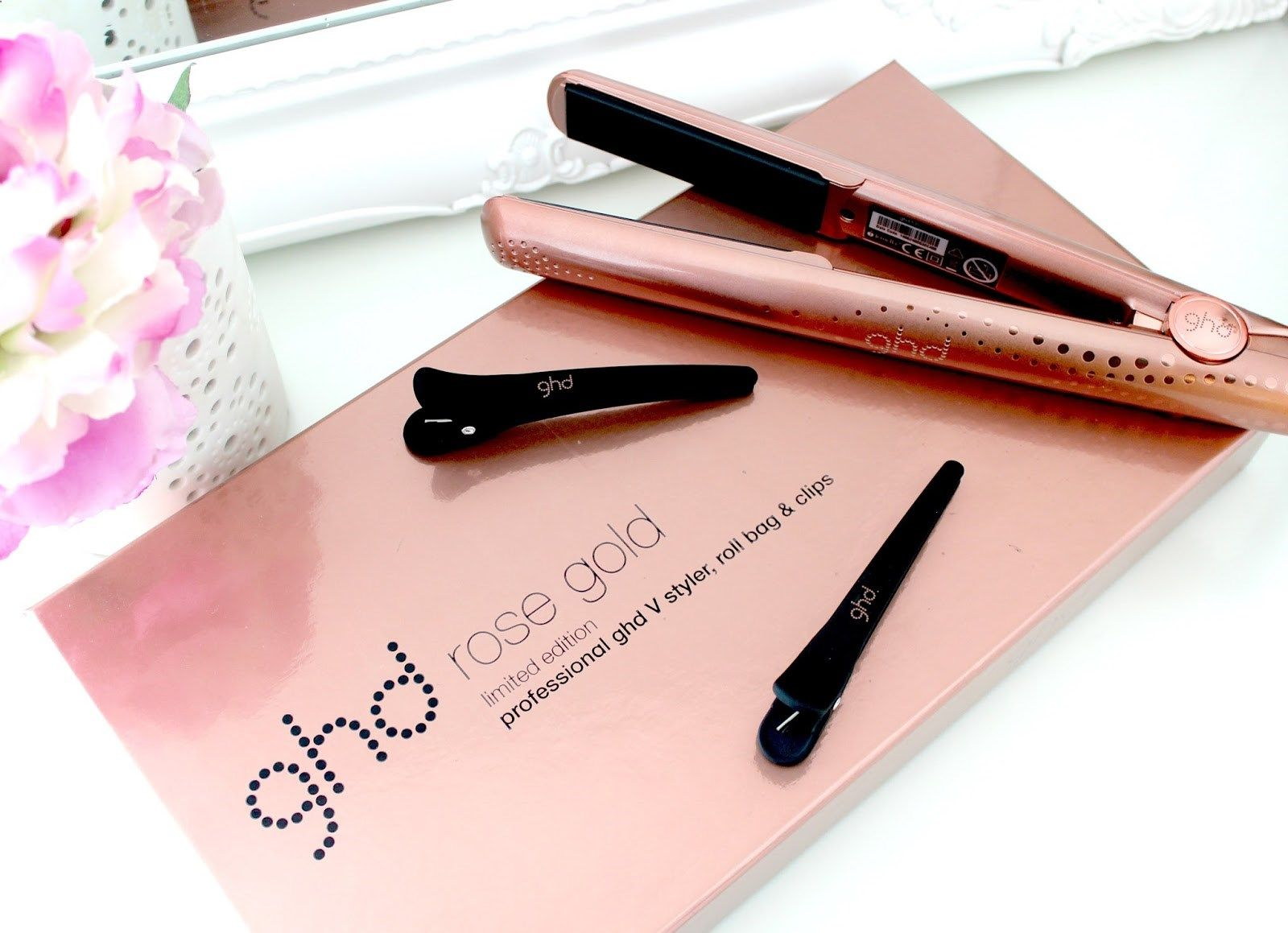 Hair Straightener  Broke mine need to get this one Rose gold GHD