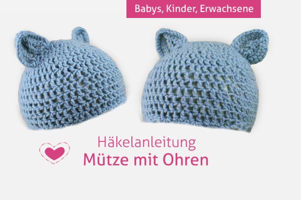 häkelanleitung babymütze - Google-Suche | Häkeln | Pinterest ...