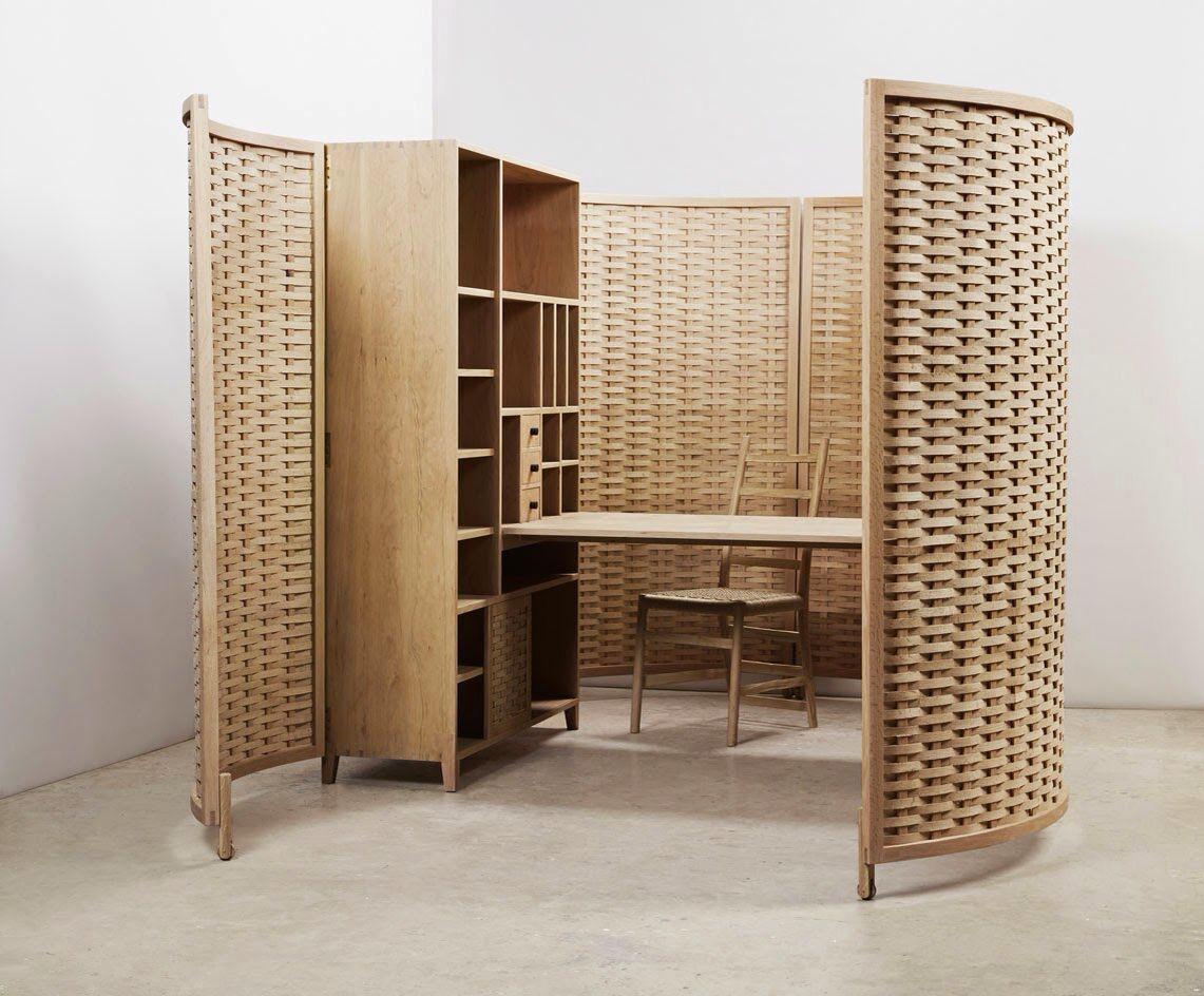Gabinete Encapsulado Designer Sebastian Cox No Projeto Lista De  # Muebles Oficina Cox