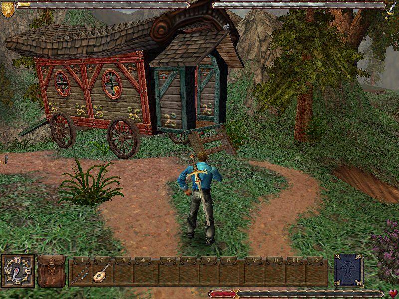 Ultima 9: Ascension rpg retro game - Abandonware Windows