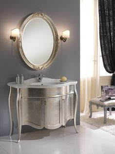 Photo Gallery Website Image result for silver bathroom vanity