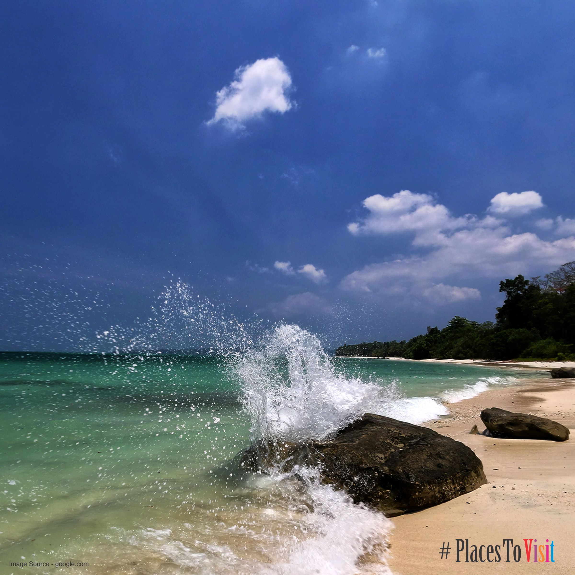 Havelock Island: #PlaceToVisit With Four-hour Ferry Drive Away From