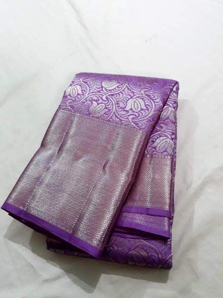 Photo of Pure Kanchipuram Handloom Pattu Sarees