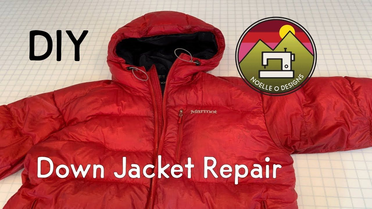How To Repair A Hole In A Down Jacket Puffy Coat Fix Clothingfix Downjacket Repairclothes Makedomend Mendingmatters Jackets Down Jacket Repair Clothes [ 720 x 1280 Pixel ]