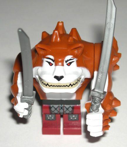 LEGO Teenage Mutant Ninja Turtles 79104 Dogpound MiniFigure Minifig NEW