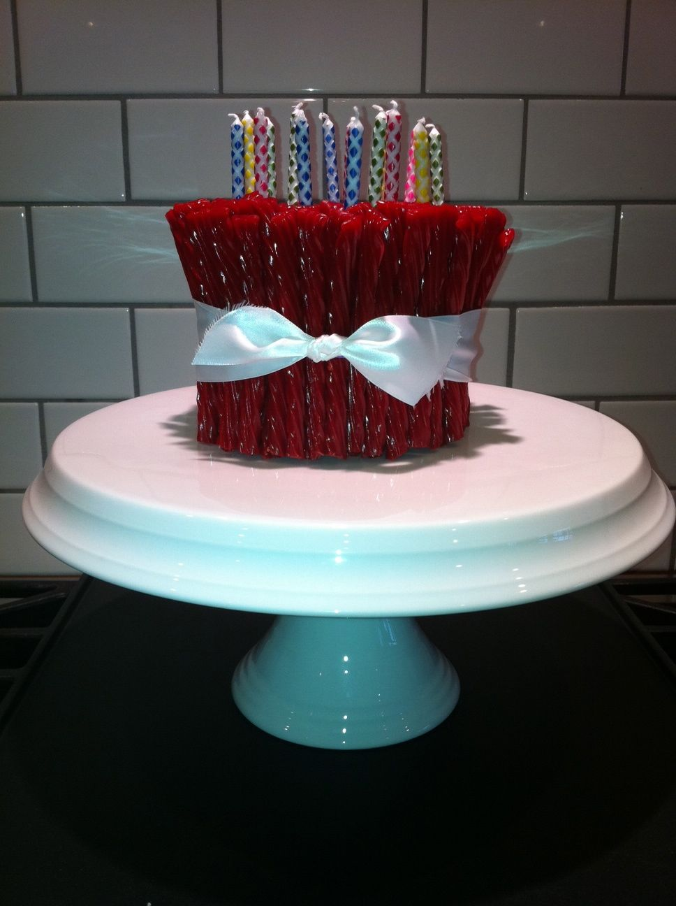 Twizzler Cake Kailyn Murphy You Better Be Makin Me This