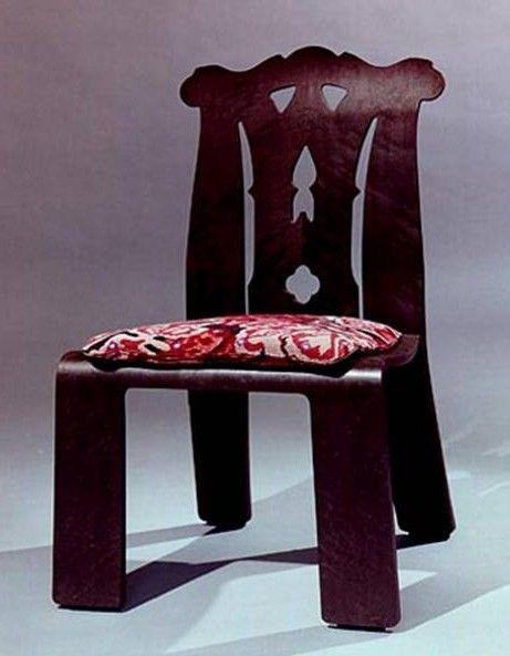 """Robert Veturi: """"Menos es mas... divertido"""" . Se acabó el diseño funcional. Icono de postmodernidad."""