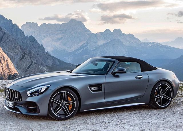 Mercendes Benz Amg Gtc Roadster With Images Mercedes Benz Slk