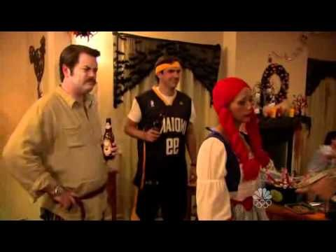 Parks and Recreation: Tom as T-Pain | Funny | Pinterest