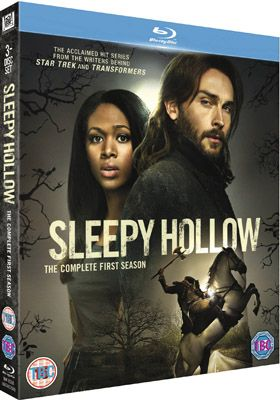 Win 1 Of 2 Blu Rays Of Sleepy Hollow The Complete First Season In Our Competition Sleepy Hollow Tom Mison Sleepy