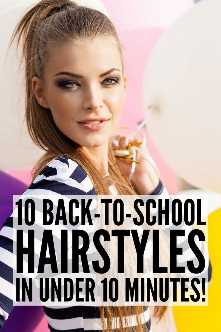 backtoschool hairstyles in under minutes transplants