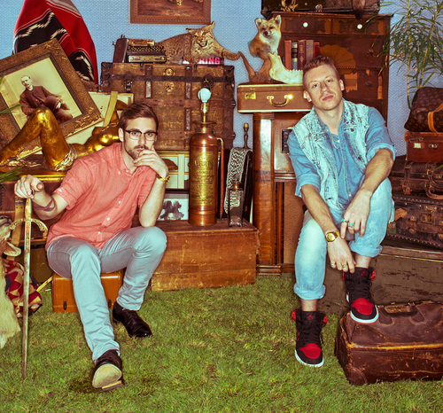 Probably my new obsession: Macklemore & Ryan Lewis