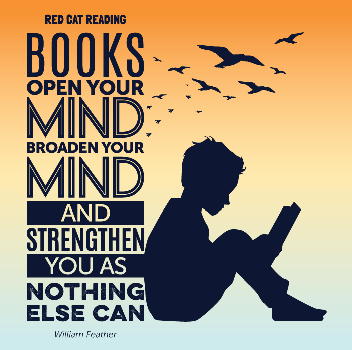 Books Open Your Mind Broaden Your Mind And Strengthen You As Nothing Else Can Willian Feather Inspirational Quotes For Kids Quotes For Kids Kids Reading