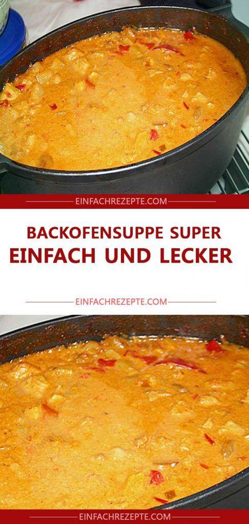 BACKOFENSUPPE SUPER EINFACH UND LECKER #ramensuppe