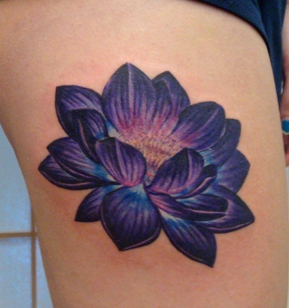 Blue Lotus Flower Tattoo Iimage Tattoobite Com Blue Lotus Tattoo Blue Lotus Flower Flower Tattoo