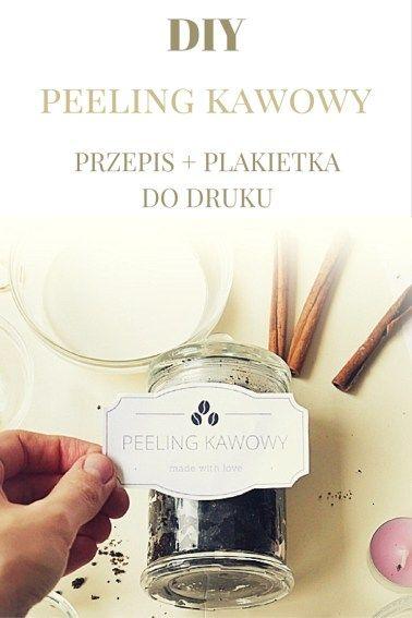 Peeling kawowy dla zdrowia i urody - zrób go sama - Slow gift