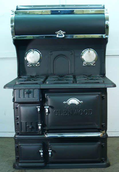 Las estufas antiguas