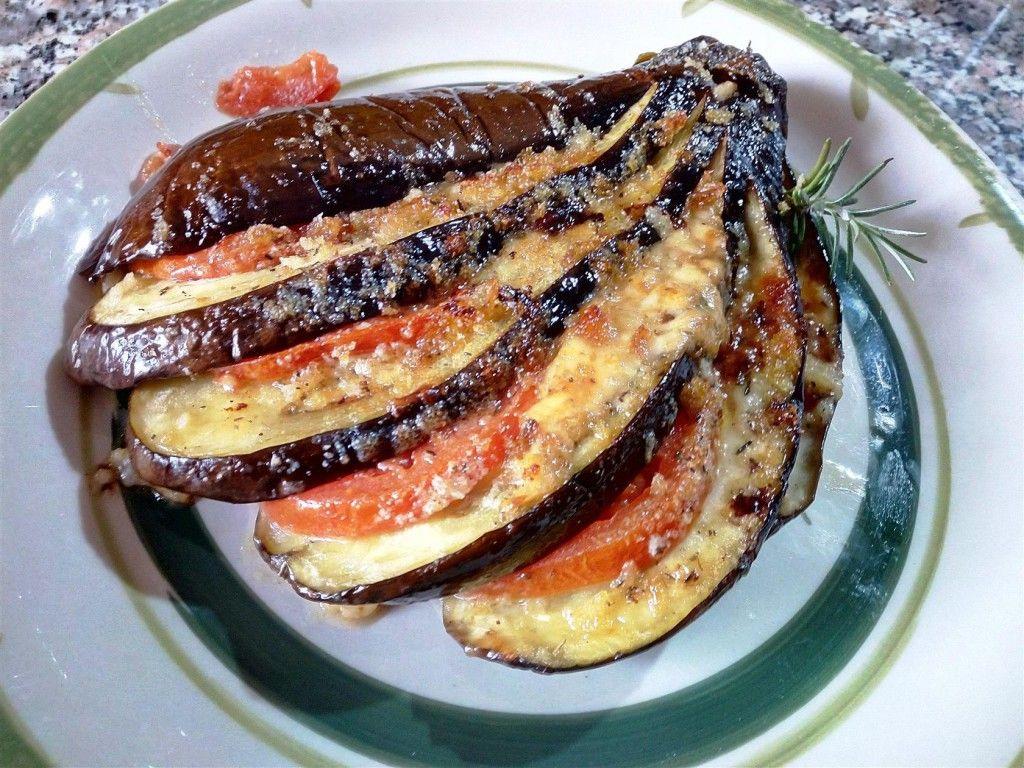 Berenjenas Al Horno Con Tomate Y Mozzarella Melanzane Al Forno Con Pomodoro E Mozzarella Recetas Con Berenjenas Recetas Berenjenas Horno Recetas De Comida