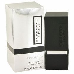 Burberry Sport Ice by Burberry Eau De Toilette Spray 1.7 oz (Men)