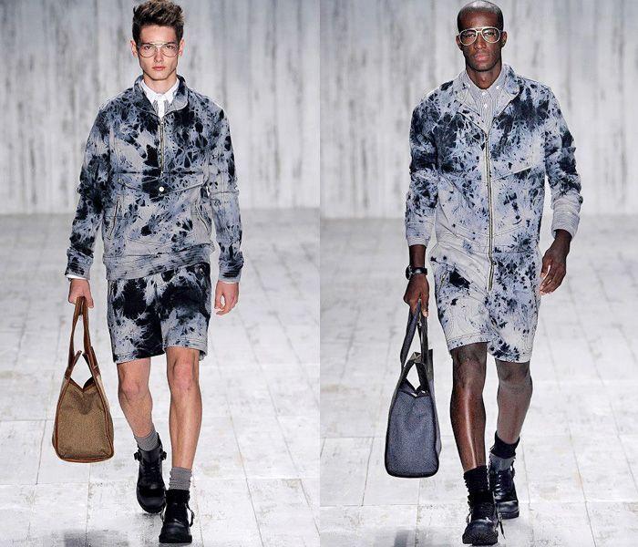 herchcovitch alexandre 2014 summer mens runway collection - fashion rio