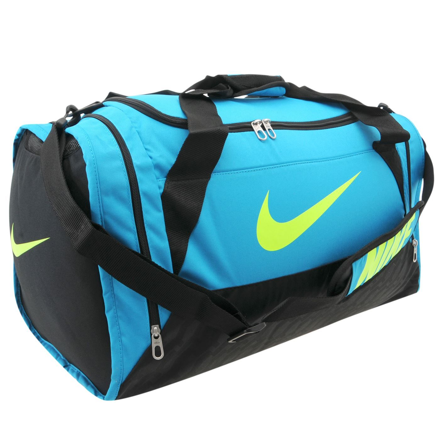17c8b8c721 Nike Team Training Max Air Medium Duffel Bag Black