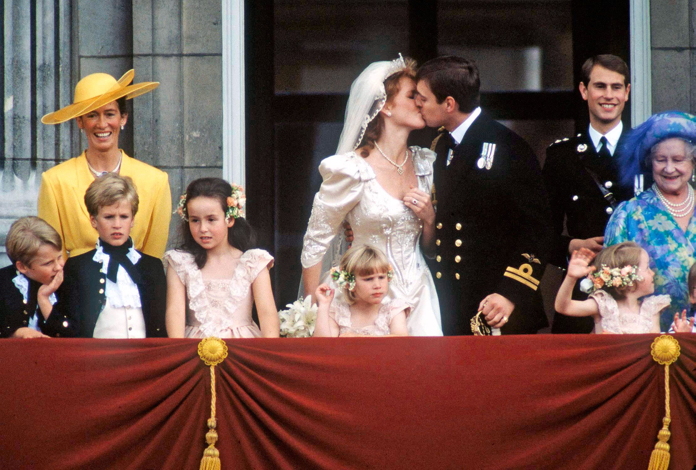 The Evolution of the Royal Wedding Kiss Wedding kiss