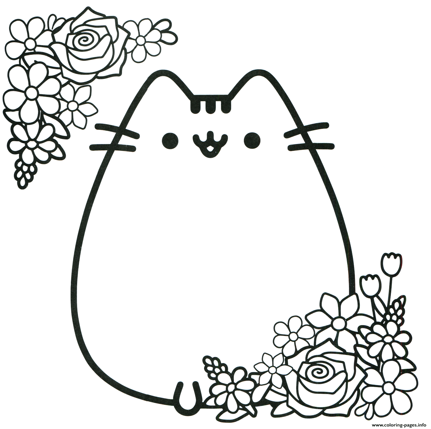 Grab Your New Coloring Pages Info For You Https Gethighit Com New Coloring Pages Info For You Pusheen Coloring Pages Cat Coloring Page Leaf Coloring Page