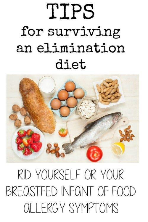Dairy Elimination Diet For Food Allergies