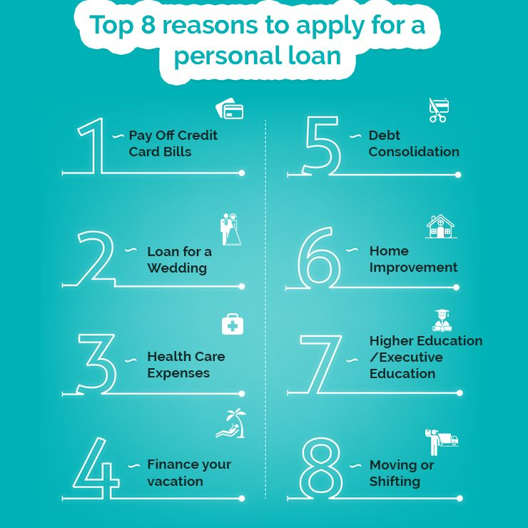 Here Are The Top 8 Reasons To Apply For A Personal Loan Monexo Borrower Personalloan Applyonline Blogs Checks Bloggin Personal Loans How To Apply Loan