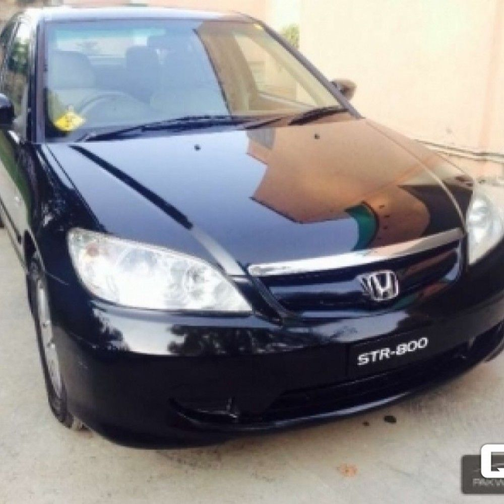 Comments By Seller Seller S Comments Honda Civic Vti Oriel Prosmetic Ug Upgraded 2005 Model Pearl Black 1600cc Prosmatic Sunroof C Honda Civic Civic Honda