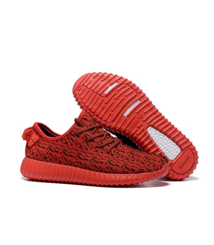 Adidas-Yeezy-Boost-red