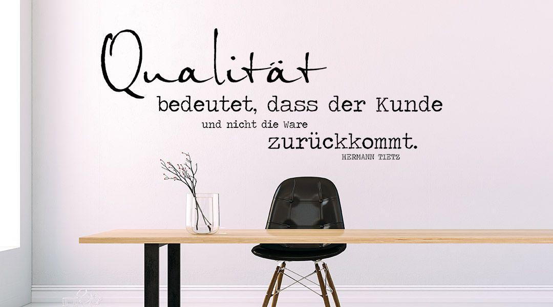 Wandtattoo Zitate Motivation Fur Arbeit Betrieb Wohnbeispiel Zitat Arbeit Wandtattoo Zitate Zitate