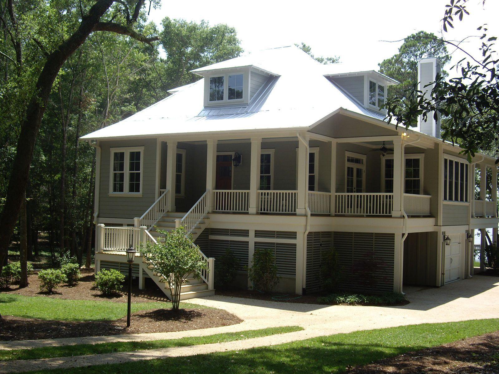 The St. Helena AllisonRamseyArchitects Architect house