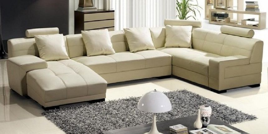 Cream Colored Sectional Sofa Latest Model 2019 Sectional Sofa