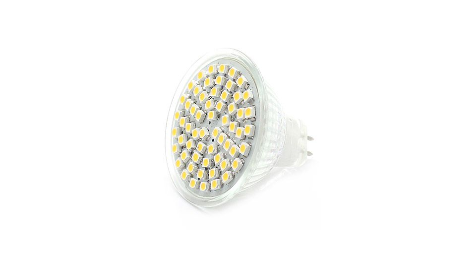 4 03 Mr16 3w 60 Smd Led 220 Lumen 3300k Warm White Light Bulb 12v At Fasttech Great Gadgets Great Prices Warm White White Light Bulbs Light Bulb