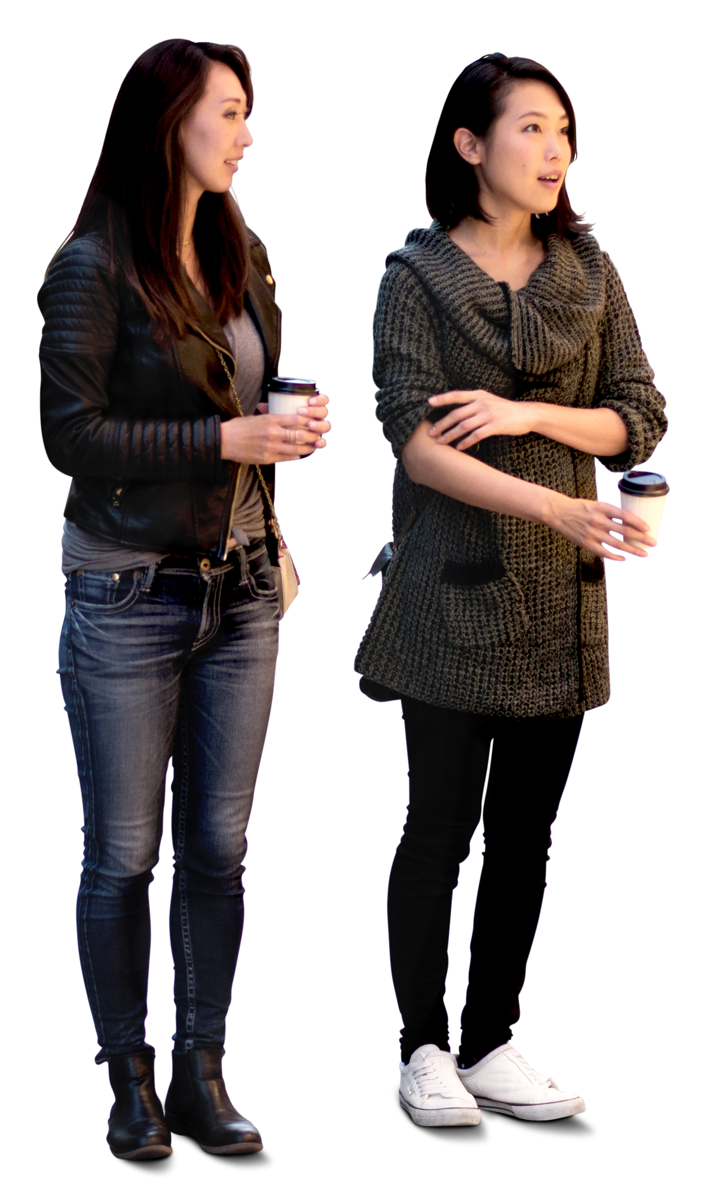 Shopping People Png People Png Black Jeans Fashion