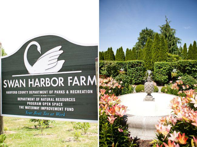 Swan Harbor Farm In Havre De Grace Md Wedding Wedding Themes Wedding Venues