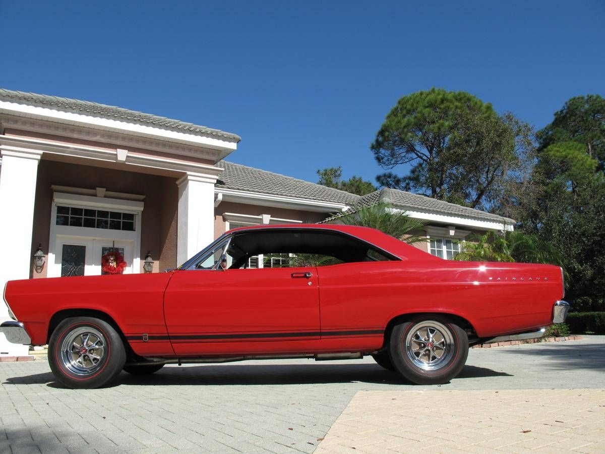 1966 Ford Fairlane For Sale 2046197 Hemmings Motor News With