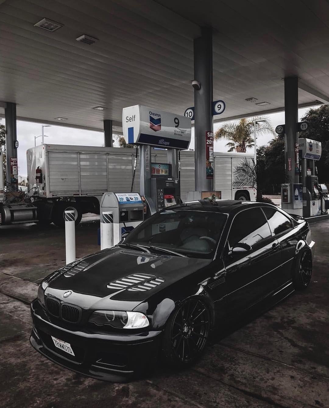 Bmw E46 M3 Black Dengan Gambar