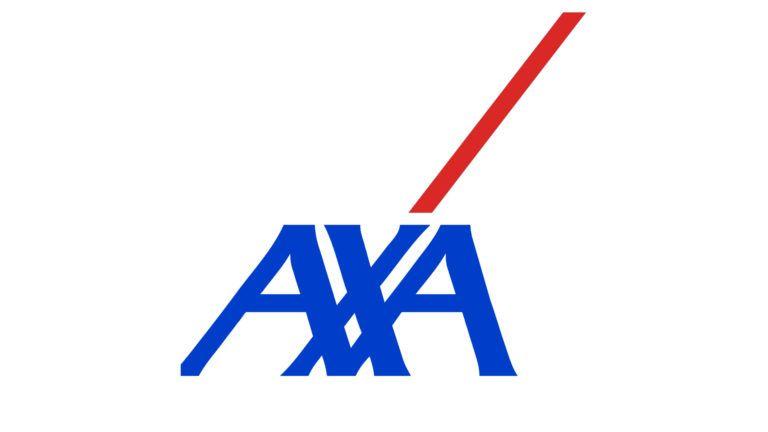 Color Axa Logo Logos Gaming Logos Symbols