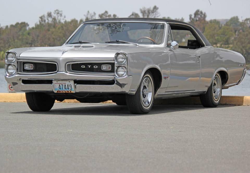 1966 Pontiac Gto For Sale Pontiac Gto Pontiac Gto For Sale Gto