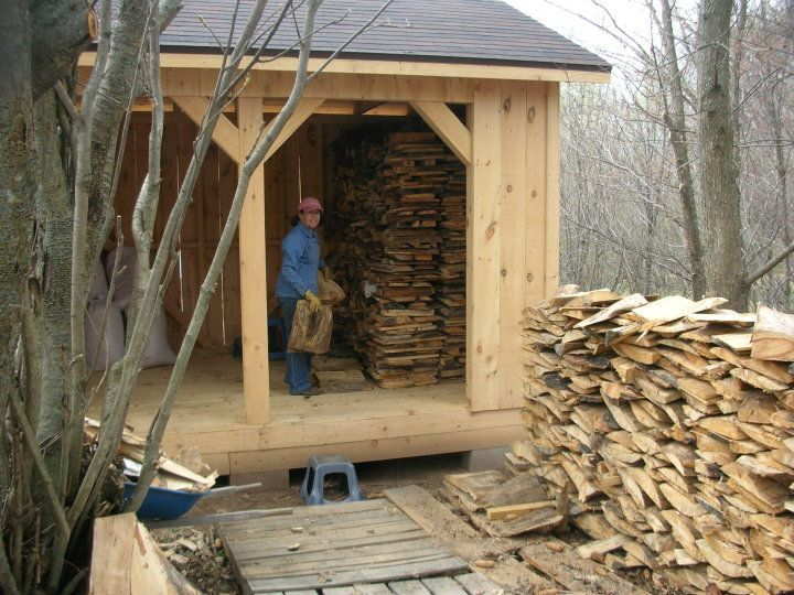 Wood Atv Shelter : Woodmizer sawmill shed tool sheds pinterest woods