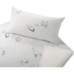 Cotonea Satin Kinderbettwäsche Eisbär CotoneaCotonea #cool pillow #cute pillow for girls #farmhouse pillow #pillow bedroom #pillow case diy #pillow decorative #pillow ideas #pillow room #pillow sleep #pillow texture #sofa pillow #vintage pillow