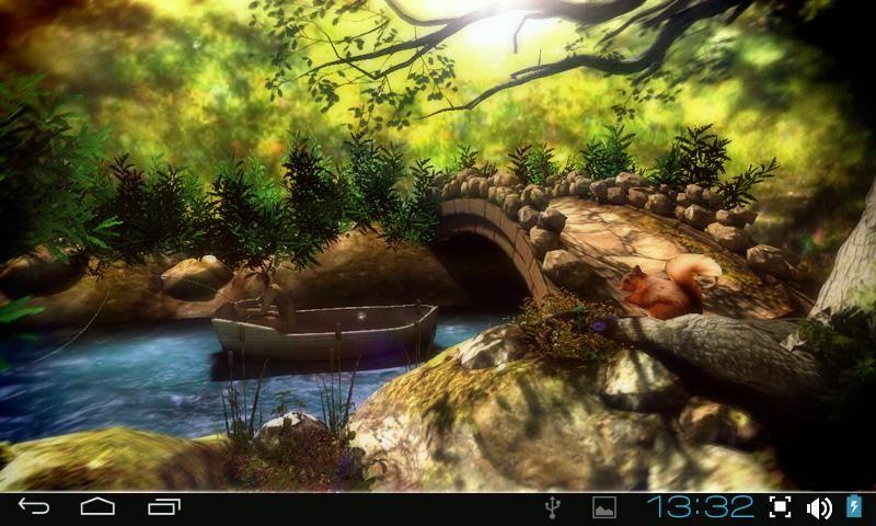fantasy forest wallpaper | com.fantasyforest3dfree.livewallpaper0.png